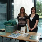 Staff from Mothercare, Cambridge