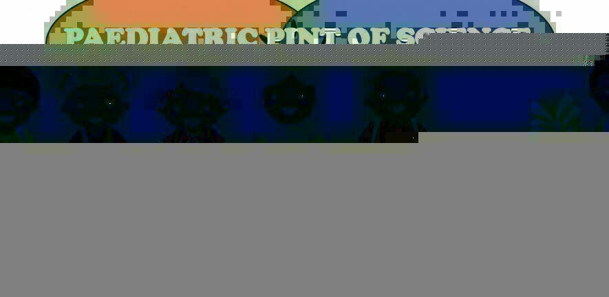 Paediatric Pint of Science logo